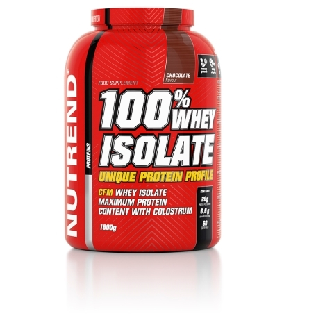 NUTREND - 100% WHEY ISOLATE