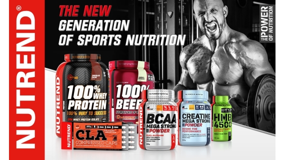 THE NEW GENERATION OF SPORTS NUTRITION