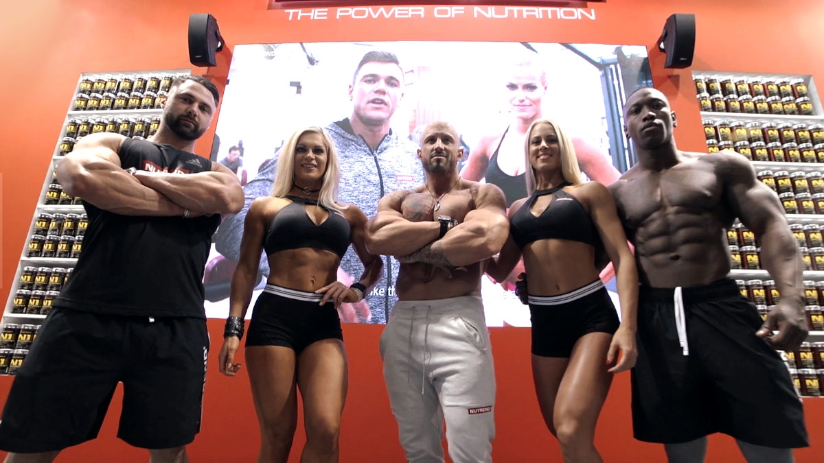 FIBO POWER 2017 – Cologne