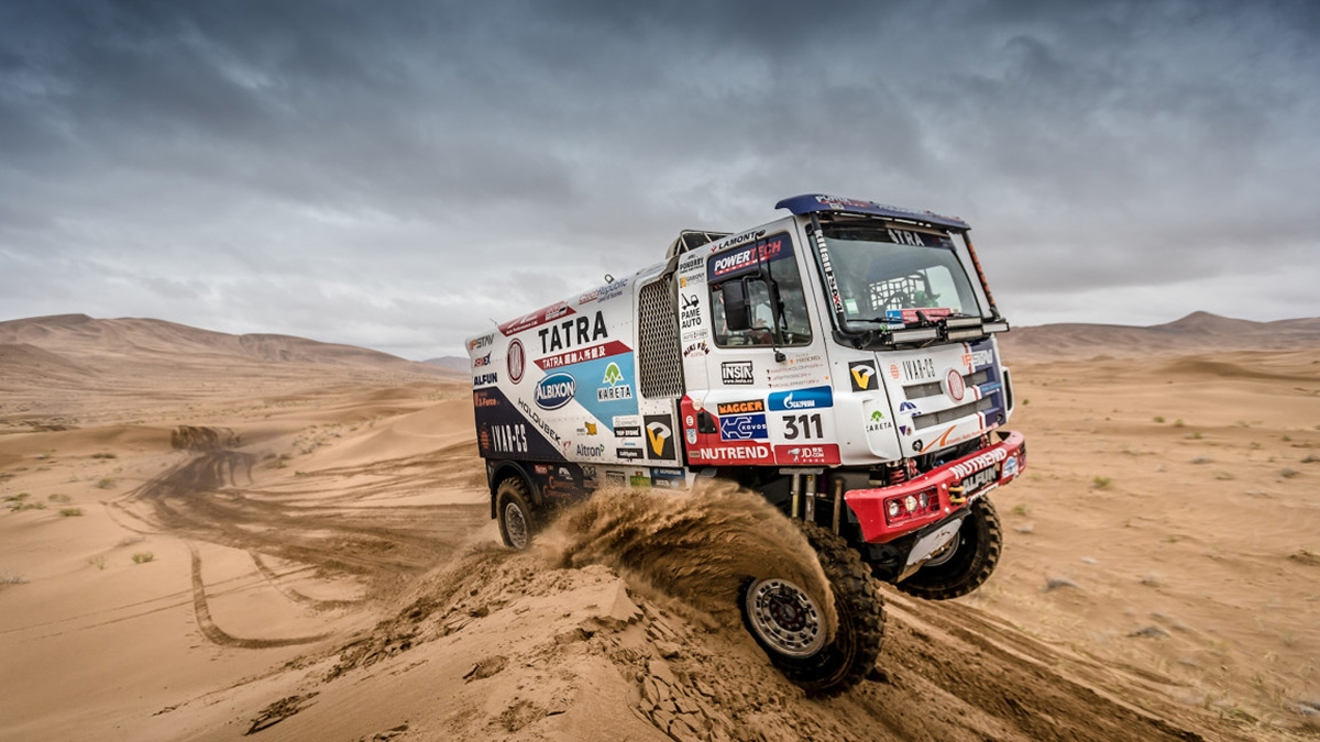 Silk Way Rally 2017: Good Thing Successfully Accomplished