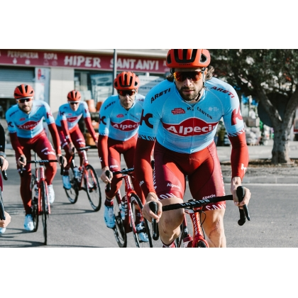 NUTREND is heading towards UCI PRO Tour with Team Katusha Alpecin