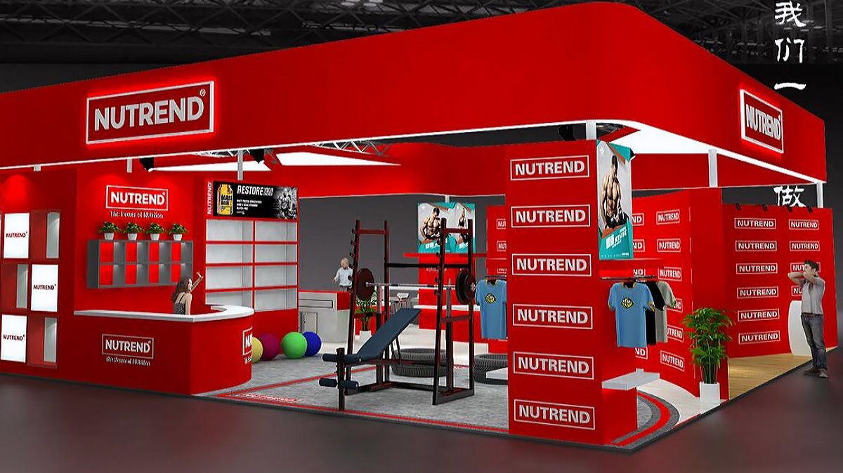 IWF SHANGHAI: NUTREND'S BIGGEST EXHIBITION IN HISTORY!