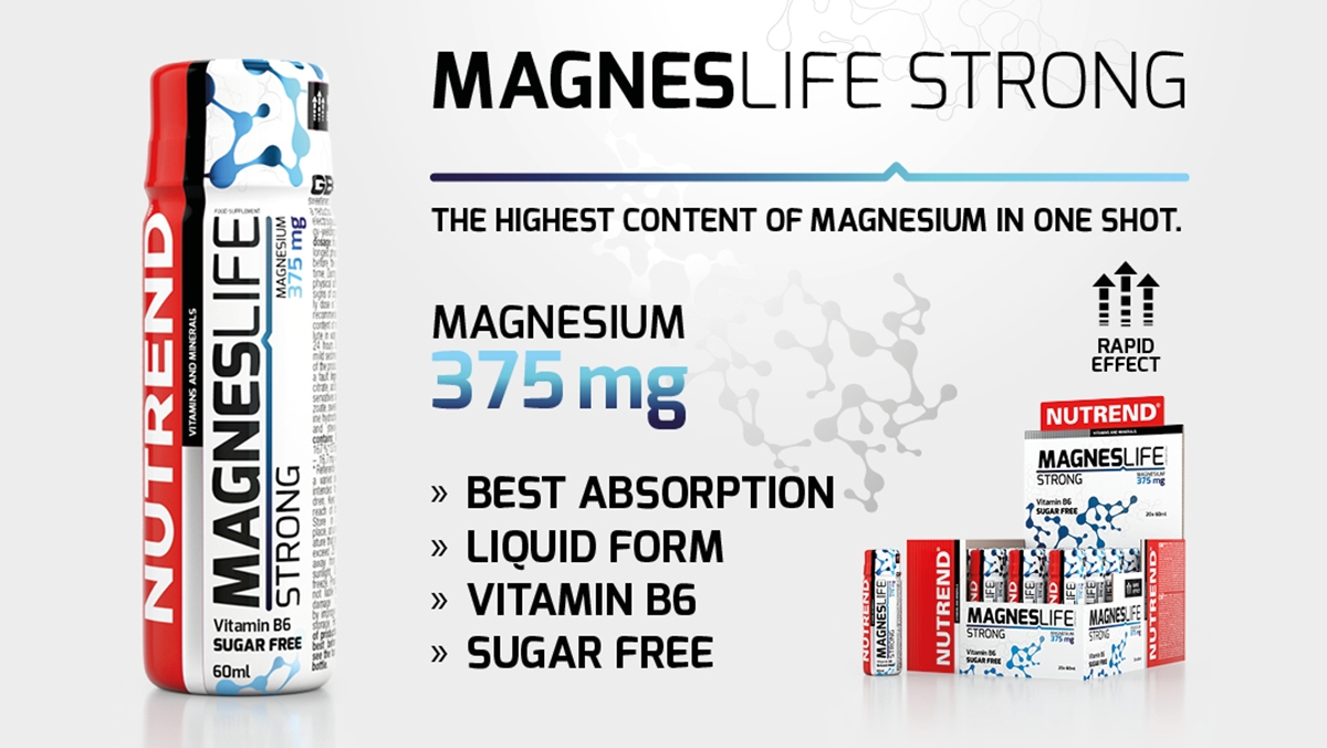 New product coming soon - Magneslife strong