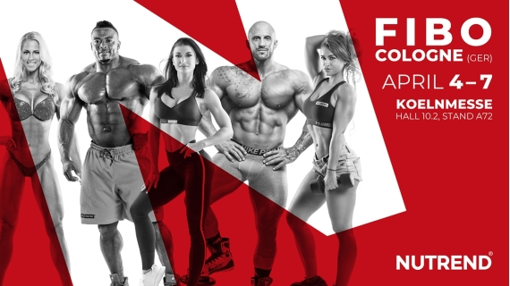 The biggest fitness, wellness and healthy lifestyle fair - FIBO 2019