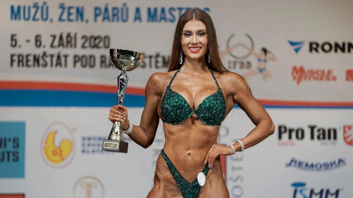 Two successful weekends for Natalie Myslikova
