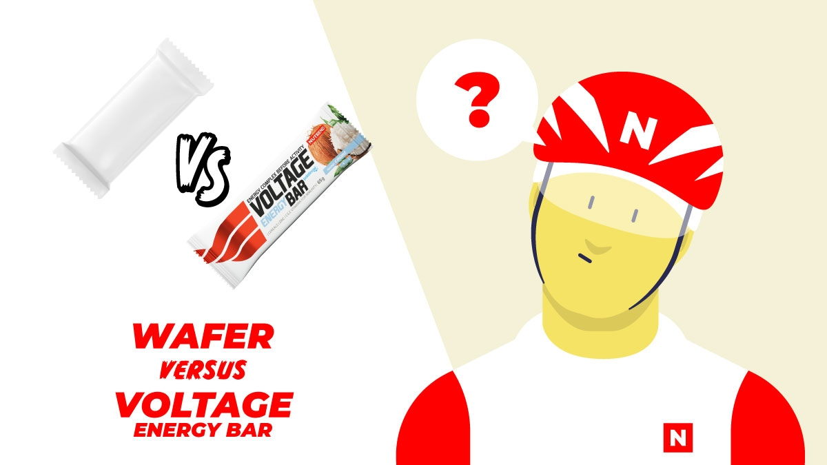 Wafer vs. Energy bar