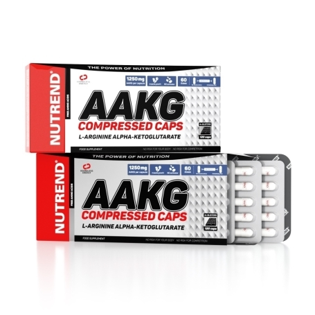 AAKG COMPRESSED CAPS