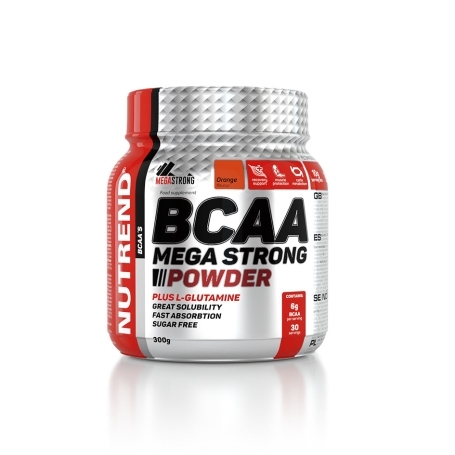 BCAA MEGA STRONG POWDER 300g