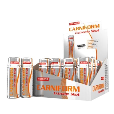 CARNIFORM SHOT, 20x60 ml,