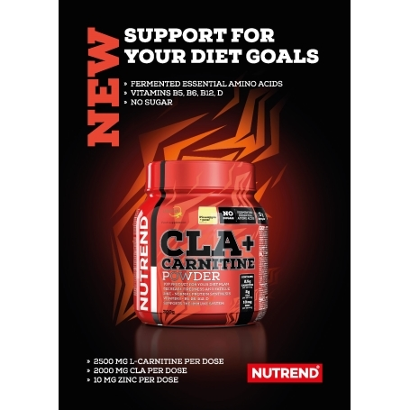 NUTREND CLA CARNITINE POWDER