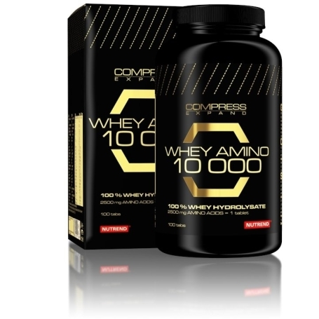 COMPRESS WHEY AMINO 10000, 100 tablet,