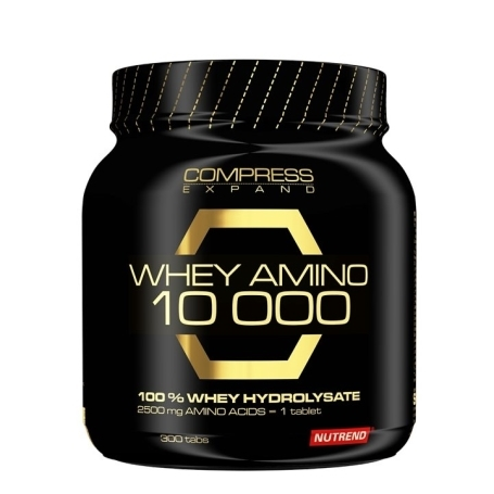 COMPRESS WHEY AMINO 10000, 300 tablet,