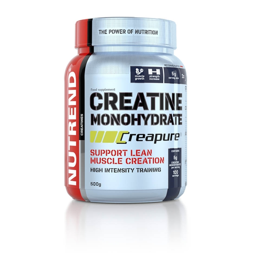 A look at the popular supplement creatine monohydrate