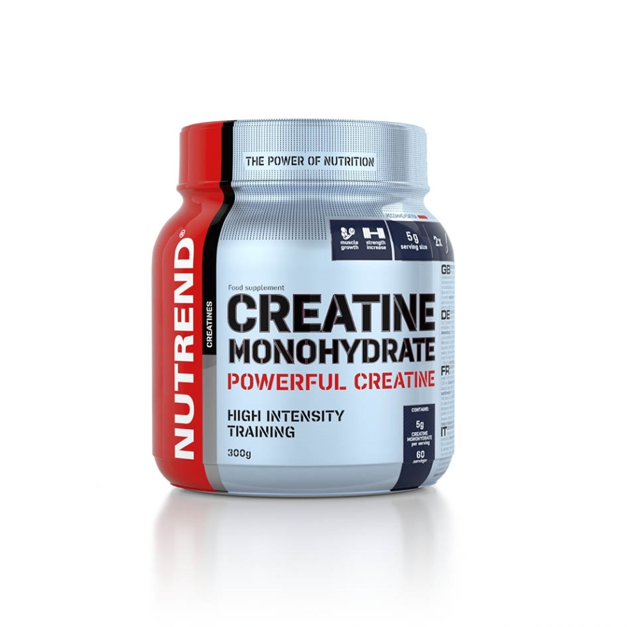 Creatine Monohydrate – The Only Article You'll Ever Need