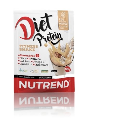DIET PROTEIN NUTREND ICE COFFEE