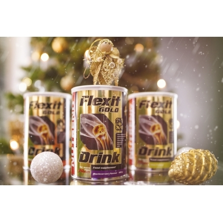 FLEXIT GOLD DRINK CHRISTMAS
