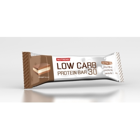 LOW CARB PROTEIN BAR 30, 80 g, nugát