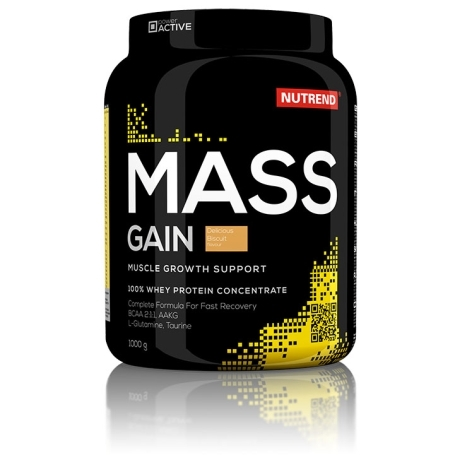 MASS GAIN, 1000 g, biscuit