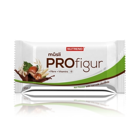 PROFIGUR MÜSLI half coated bar