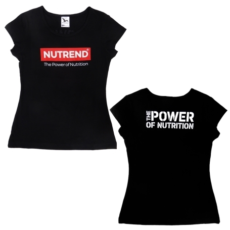 SPORTS T-SHIRT  - women - black