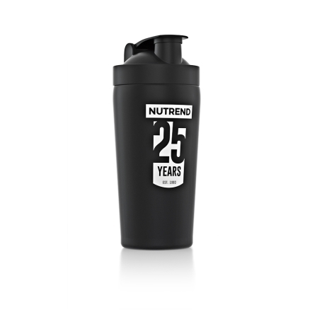 Stainless steel shaker NUTREND - 780 ml