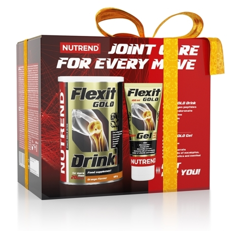 Flexit Gold Drink + Flexit Gold Gel
