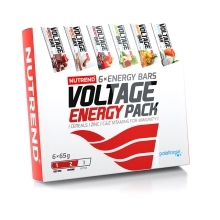 VOLTAGE ENERGY BAR gift box